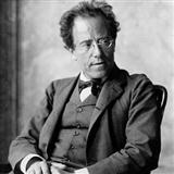Theme From Symphony No 5 sheet music by Gustav Mahler