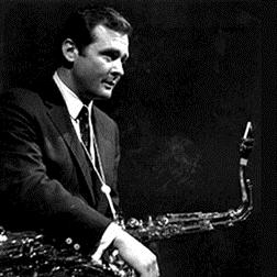 Yesterdays sheet music by Stan Getz