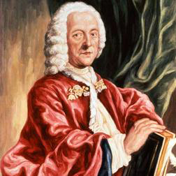 Minuet sheet music by Georg Philipp Telemann