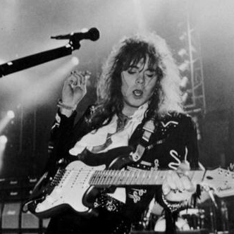 Yngwie Malmsteen Dreaming (Tell Me) cover art