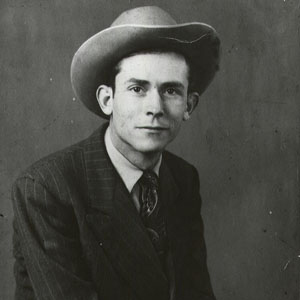 Hank Williams Weary Blues From Waiting cover art