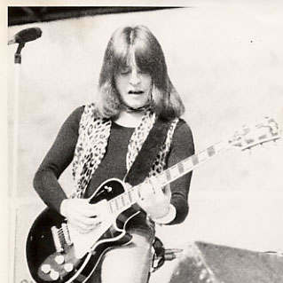 Rick Derringer Rock And Roll Hoochie Koo cover art