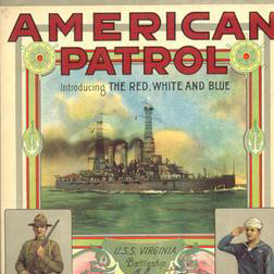 The American Patrol sheet music by Carolyn Miller