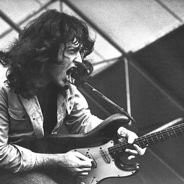 Rory Gallagher As The Crow Flies cover art