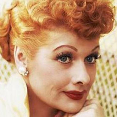 Lucille Ball Hey, Look Me Over cover art