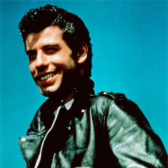 John Travolta Sandy (from Grease) cover art