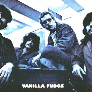 Vanilla Fudge Shotgun cover art