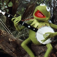 Bein' Green sheet music by Kermit The Frog
