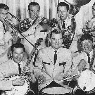 Spike Jones and his City Slickers Cocktails For Two cover art