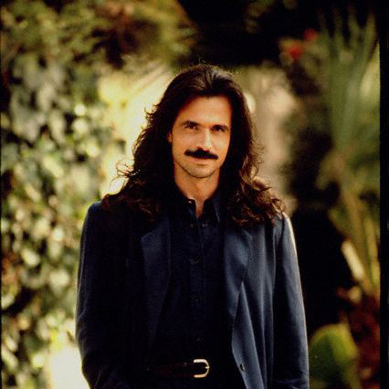 Yanni Unico Amore cover art