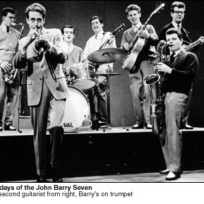 The John Barry Seven Hit And Miss cover art