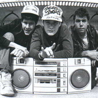Beastie Boys Sabotage cover art