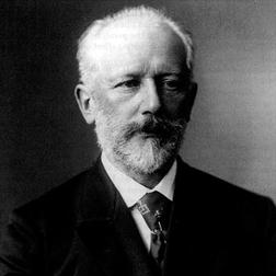 Little German Song sheet music by Pyotr Ilyich Tchaikovsky
