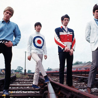 The Who Naked Eye cover art