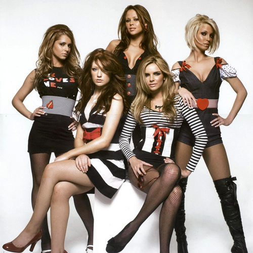 Girls Aloud Jump (For My Love) cover art