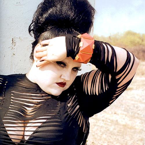 Beth Ditto I Wrote The Book cover art