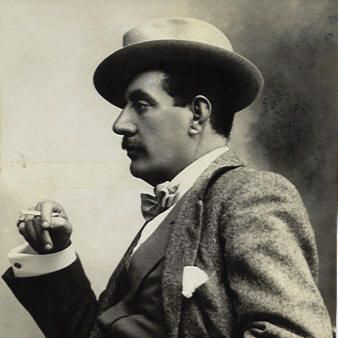 Giacomo Puccini One Fine Day cover art