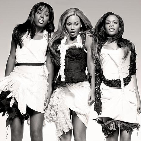 Destiny's Child With Me Part 1 cover art