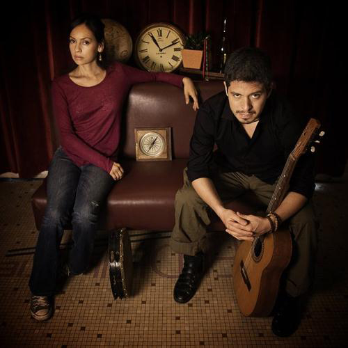 Rodrigo y Gabriela South Of Heaven's Chanting Mermaids cover art