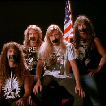Megadeth I'll Be There cover art