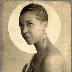 Ethel Waters His Eye Is On The Sparrow cover art