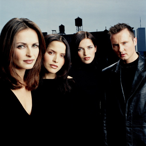 The Corrs The Minstrel Boy cover art