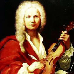 Winter sheet music by Antonio Vivaldi