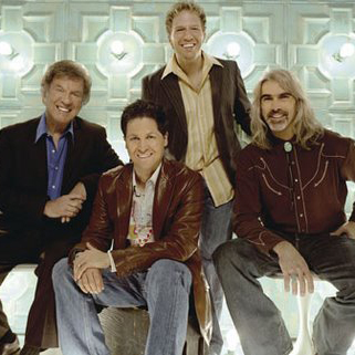 Gaither Vocal Band The King Is Coming cover art