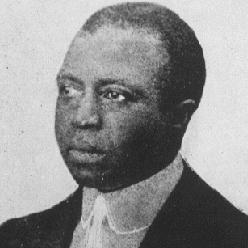 Scott Joplin Strenuous Life cover art