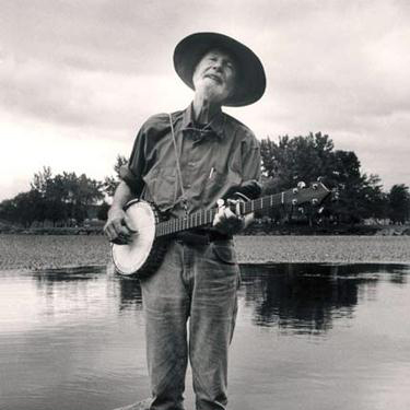 Pete Seeger Little Boxes cover art