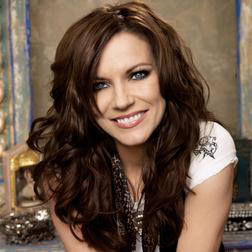 Blessed sheet music by Martina McBride