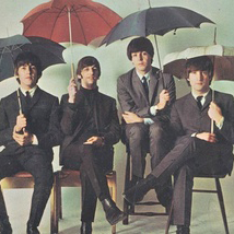 Rain sheet music by The Beatles