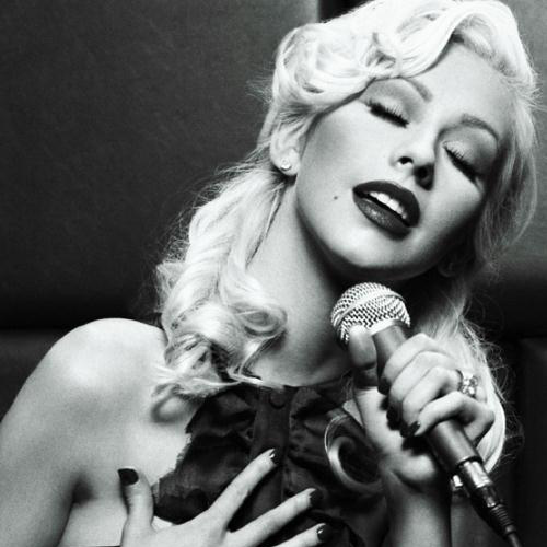 Christina Aguilera Dirrty cover art