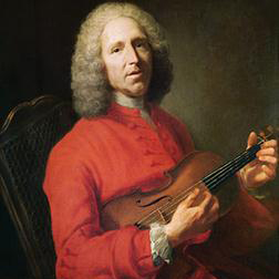 Gavotte sheet music by Jean-Philippe Rameau
