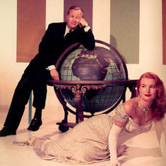 Les Baxter:Wake The Town And Tell The People