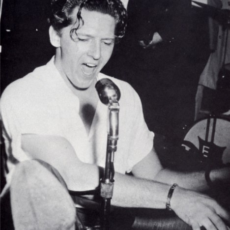 Jerry Lee Lewis Breathless cover art