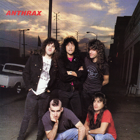 Anthrax Indians cover art