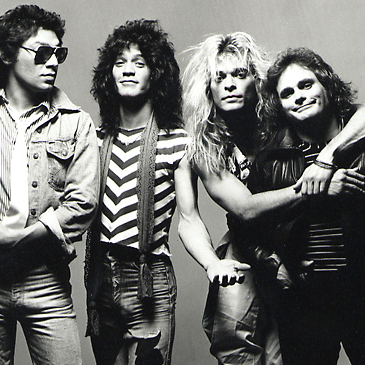Van Halen Summer Nights cover art