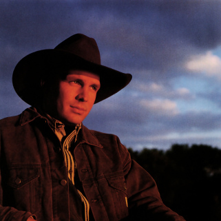 Garth Brooks The River cover art