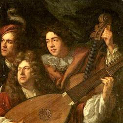 Robert de Visee:Gigue