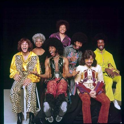 Sly & The Family Stone Loose Booty cover art