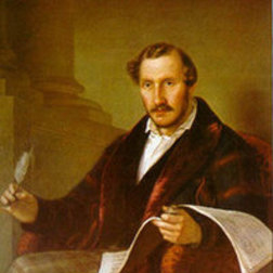Andante sheet music by Gaetano Donizetti
