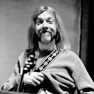 Duane Allman Happily Married Man cover art