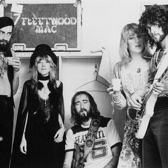 Fleetwood Mac Isn't It Midnight cover art