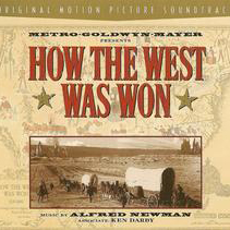 "Main Title (from ""How The West Was Won"") sheet music by Ken Darby"