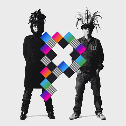 Pet Shop Boys Legacy cover art