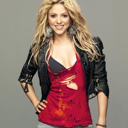 Shakira Dare (La La La) cover art