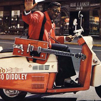 Bo Diddley Pretty Thing cover art