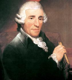 Praise The Lord! Ye Heavens, Adore Him sheet music by Franz Joseph Haydn