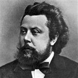 "Gopak (from ""Sorotchinsky Fair"") sheet music by Modest Mussorgsky"